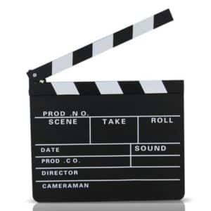 acheter clap cinéma